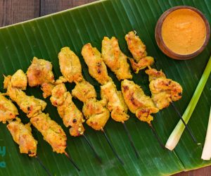 Try Some Satay